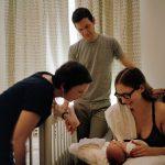 Vizitele după naștere