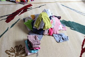 Finalul - hainele Emei