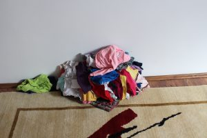 Finalul - haine copii de donat