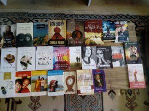 Cărțile - beletristica