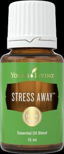 uleiurile esentiale - stress away