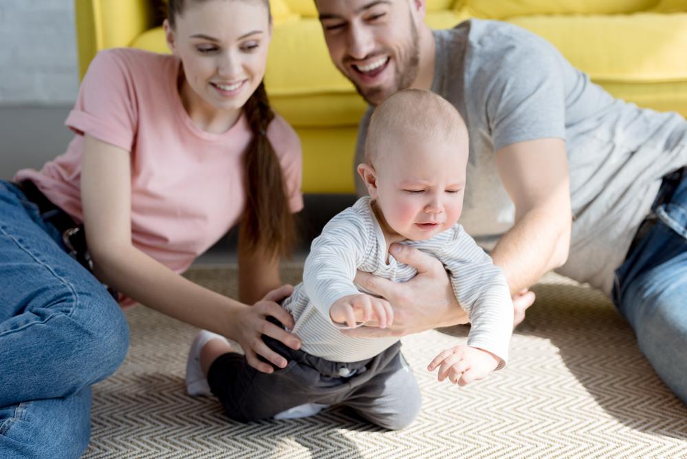 Suprastimularea bebelușului