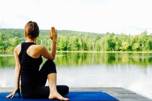 Timp yoga