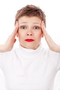 semne de alertă - dureri severe de cap